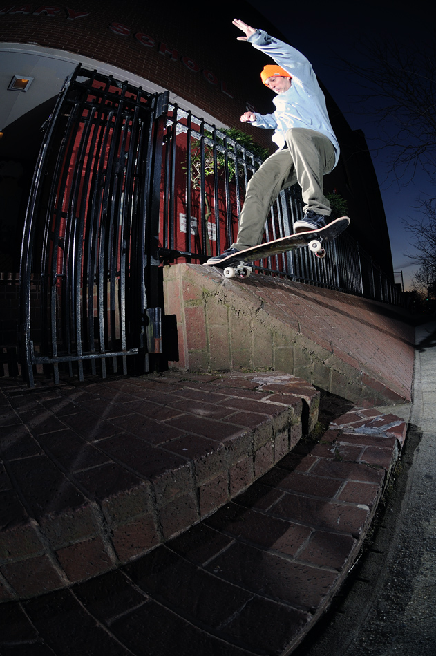Fred Gall Interview Skate Jawn